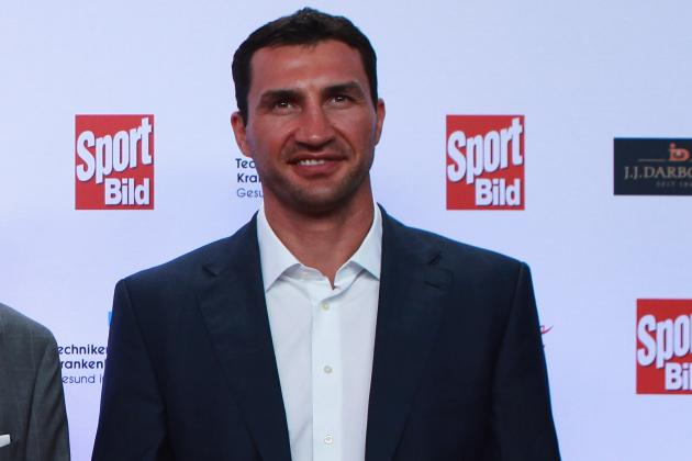 Wladimir Klitschko: It Is So Difficult to Be This Boring!