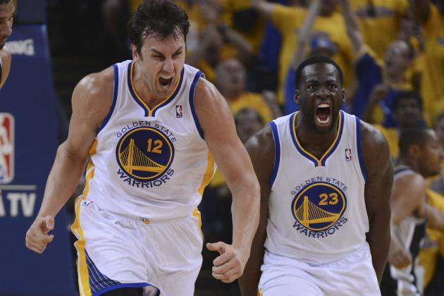 Which Is Bigger Shock to Warriors' Postseason Success, Rookies or Veterans?