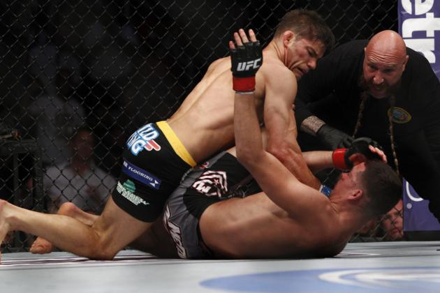 Josh Thomson Claims Nate Diaz Never Made Weight at UFC on FOX 7