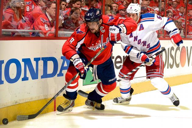 New York Rangers vs. Washington Capitals Game 7: Live Score, Updates, Analysis
