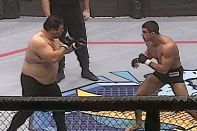 Fight Talk: Reliving the Glory of Vitor Belfort vs. Scott Ferrozzo at UFC 12