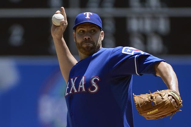 Colby Lewis Pulled from Rehab Assignment