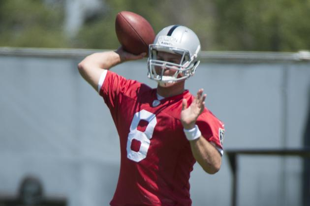 Contenders and Pretenders from the Oakland Raiders' Rookie Minicamp