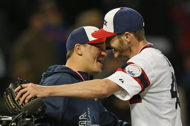 Sox Not Surprised by Sale's Brilliance