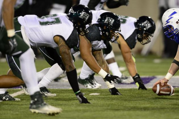 Hawaii Football: 2014 Recruiting Class Starts with Defense and Quarterback