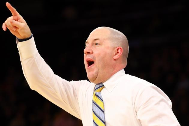 Buzz Williams to Coach at USA Junior Training Camp