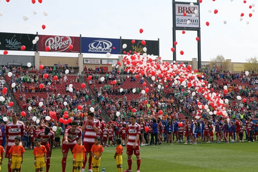 FC Dallas Closing in on New Sponsor to Take over Stadium Naming Rights
