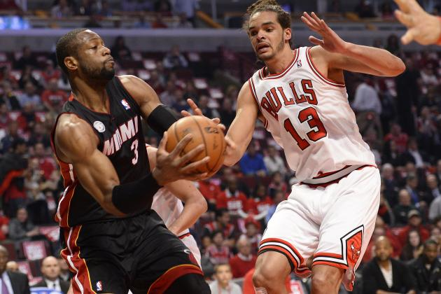 Bulls vs. Heat Game 4: Dwyane Wade's Struggles a Blessing in Disguise for Miami