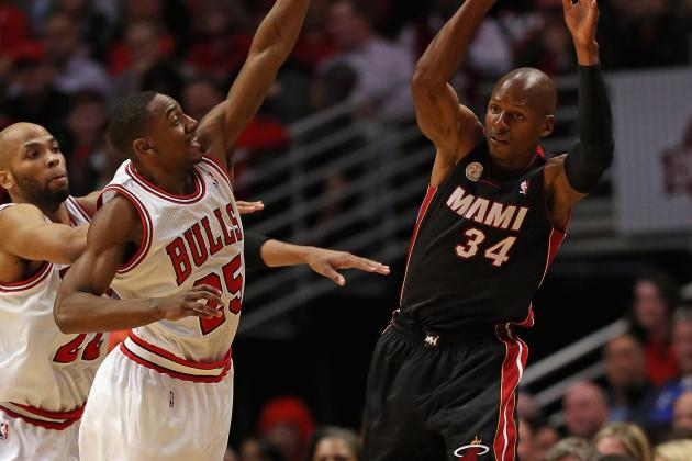 Heat Stymie Bulls for Commanding 3-1 Lead