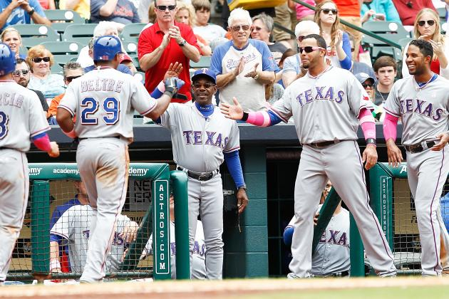 ESPN Gamecast: Rangers vs. Athletics