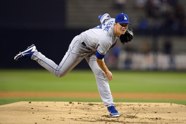 Dodgers Still Undecided on Zack Greinke's Next Start
