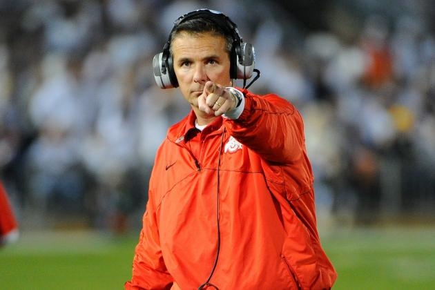 Ohio State Football: Meyer Targeting State of Georgia for 2014 Recruiting Class