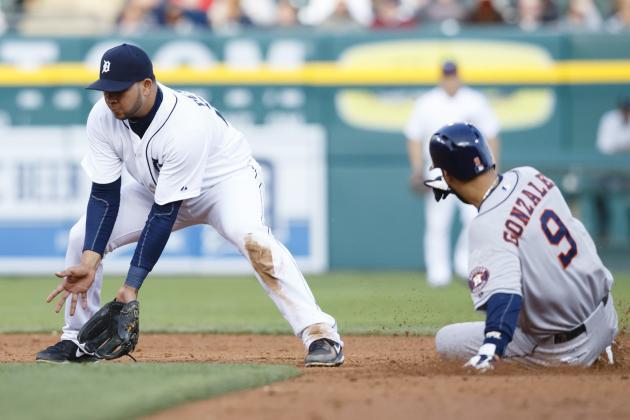 Tigers 7, Astros 2