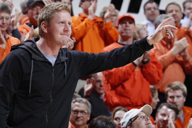 Cleveland Browns Still Evaluating Brandon Weeden, Not Giving Up on 2013