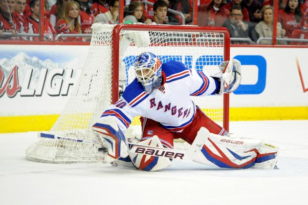 New York Rangers' Offense Comes Alive and Makes History in Game 7