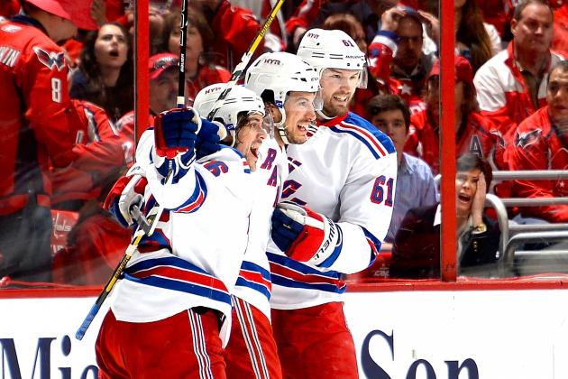 Rangers vs Capitals Game 7: Recap, Twitter Reaction and Analysis