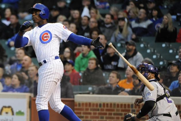 Cubs 9, Rockies 1