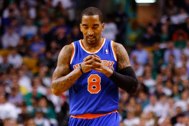 Breaking Down The Good J.R. Smith vs. The Bad J.R. Smith