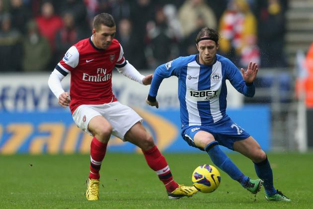 Arsenal vs. Wigan: Date, Time, Live Stream, TV Info and Preview