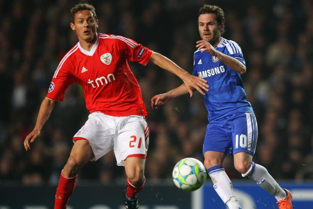 UEFA Europa League Final 2013: What Benfica Must Do to Take Down Chelsea
