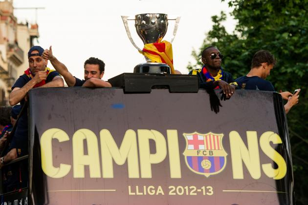 Barcelona Recapture the League, but How Successful Was Vilanova's Debut?