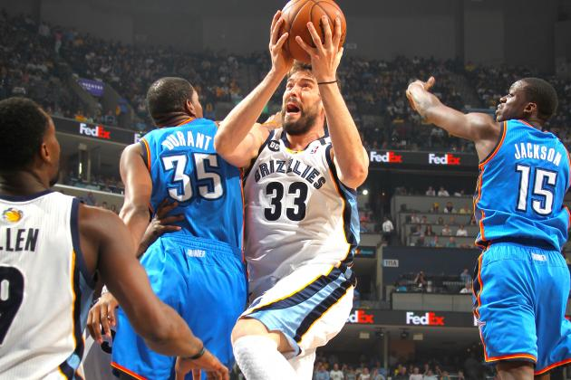 Thunder vs Grizzlies Game 4: Live Score, Highlights and Analysis