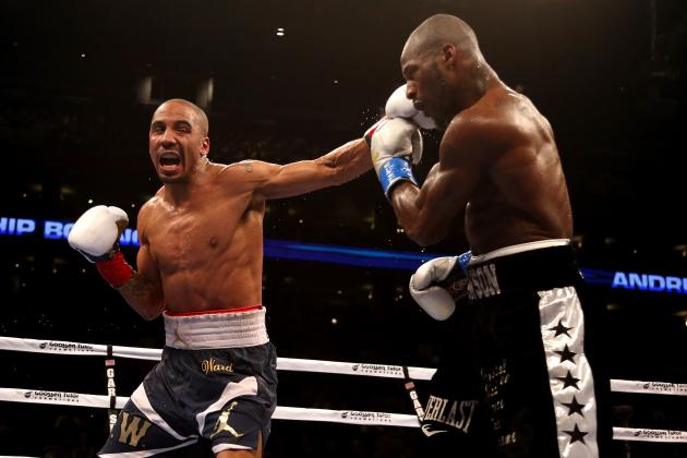 Will Andre Ward Ever Be Mentioned in the Same Breath as Floyd Mayweather?