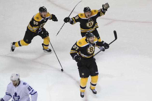 Bruins' Comeback Epic in Many Respects