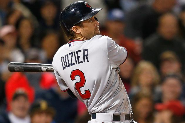 Dozier Is the Latest Twins Leadoff Man to Struggle