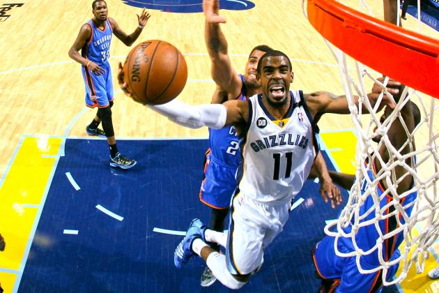 OKC Thunder vs. Memphis Grizzlies: Game 4 Score, Highlights and Analysis