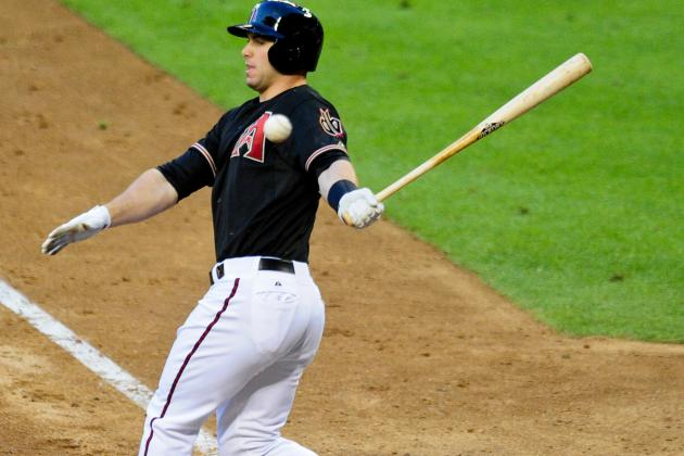 Paul Goldschmidt Gets Sweet Spot