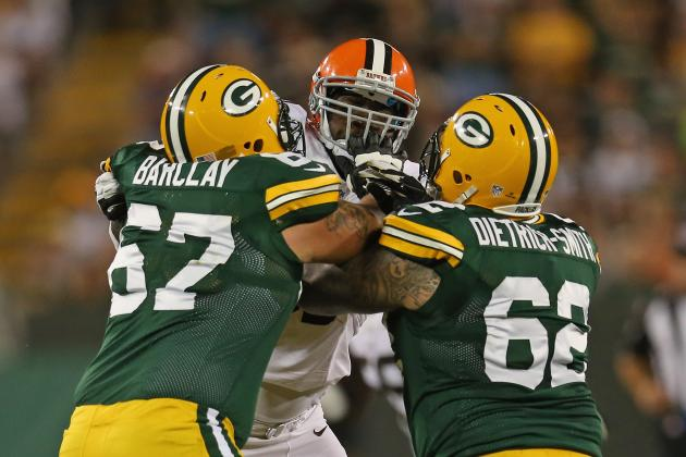 Will the Offensive Line Be the Packers' Undoing in 2013?