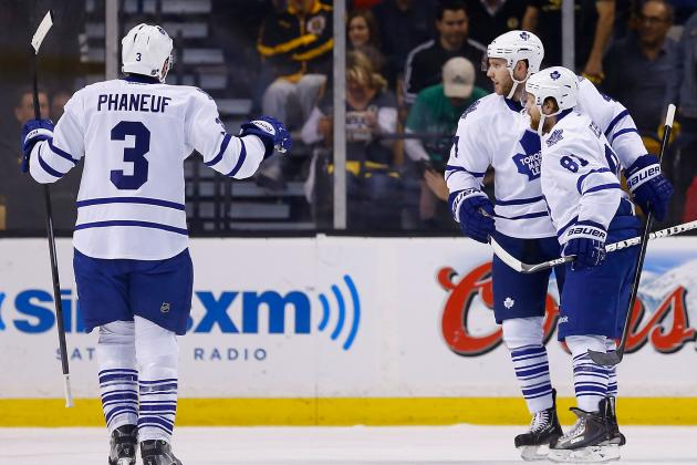 Leafs Stung by Epic Game 7 Collapse