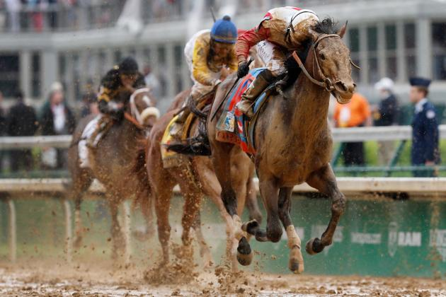 Preakness 2013: Orb'S Latest Odds to Take Next Step in Pursuit of Triple Crown