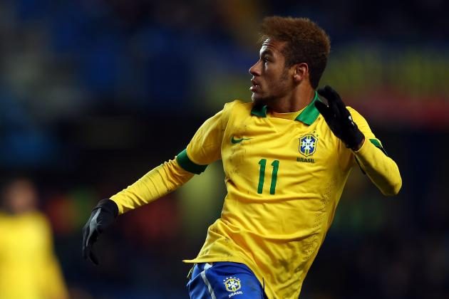 Neymar to Bayern Is a Done Deal, Claims Former Santos Official