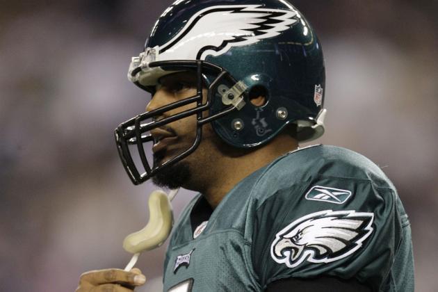 Donovan McNabb Says He'll Retire as a Philadelphia Eagle