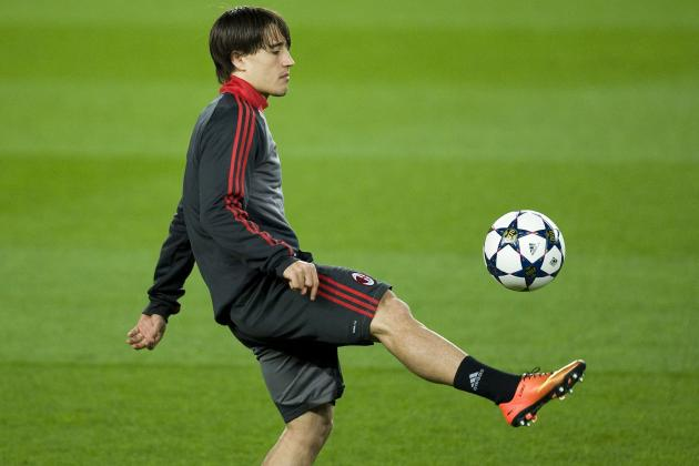 Milan Want Cut-Price Bojan