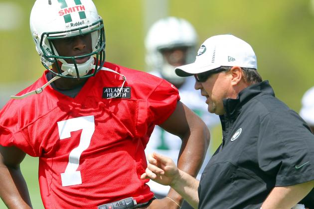 Geno Smith Expects to Learn from Mark Sanchez