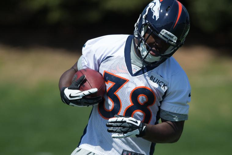 Broncos Rookie Running Back Montee Ball Keeps Expectations Realistic