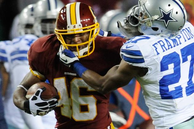 Alfred Morris Says He Left a Lot of Yards on the Field Last Year