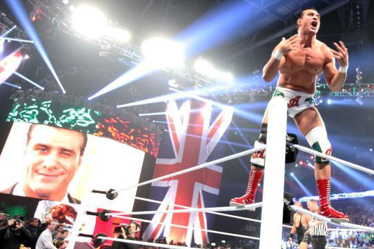WWE Extreme Rules 2013 Results: Alberto Del Rio Defeats Jack Swagger