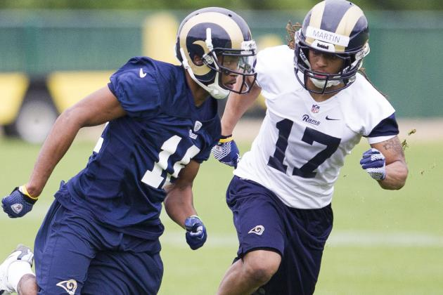 Son of NFL QB Tries to Catch Rams' Attention