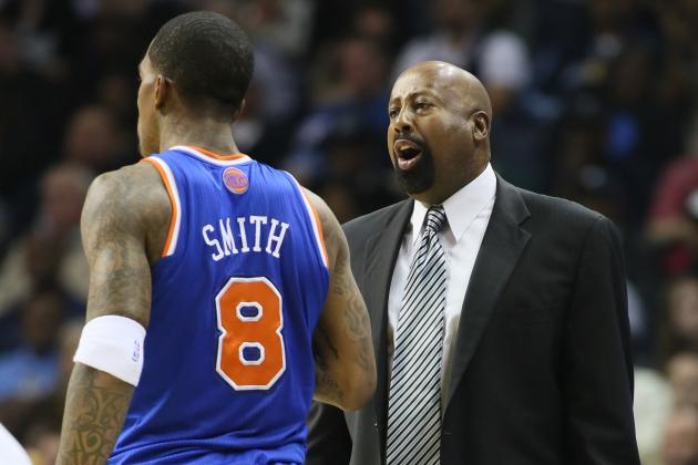 Smith Still Trying to 'Shake' Flu