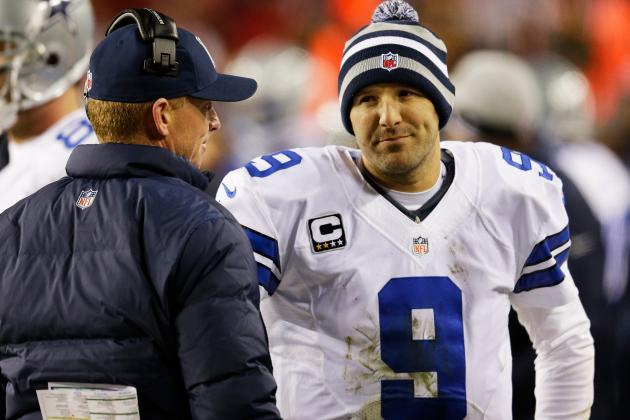 Jones Wants More Input from Romo