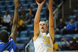 Former West Virginia Forward Volodymyr Gerun Will Transfer to Portland