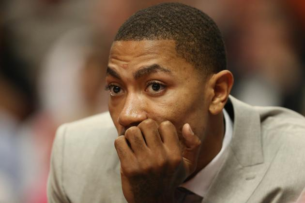 Derrick Rose's Return Wouldn't Have Altered Course of Bulls vs. Heat Series