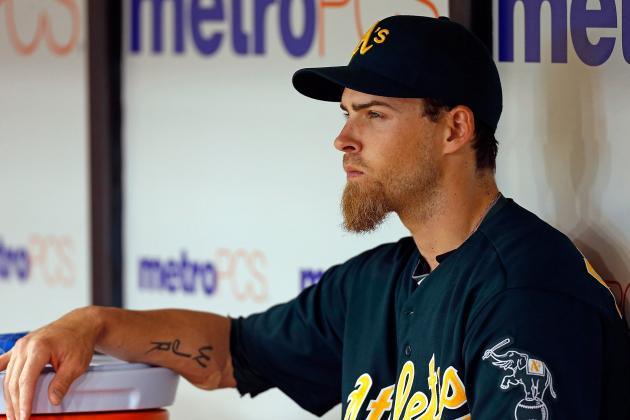 Oakland A's Josh Reddick Not Ruling out Wrist Surgery