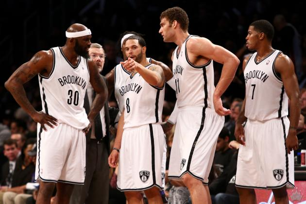 Deron Williams: 'We Were Kind of Going in Blind'