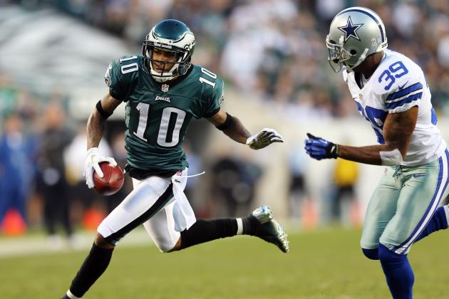 DeSean Jackson Expected to Return More Punts for Eagles