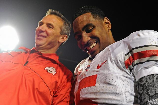 Comparing Urban Meyer Offenses: Tim Tebow's Gators vs. Braxton Miller's Buckeyes